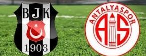 Besiktas Stambuł 2:3 Antalyaspor