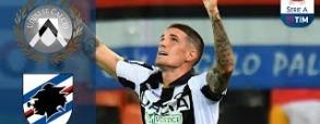 Udinese Calcio 1:0 Sampdoria