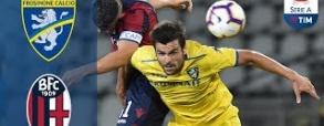 Frosinone 0:0 Bologna