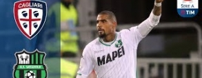 Cagliari 2:2 Sassuolo