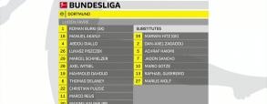 Borussia Dortmund 4:1 RB Lipsk