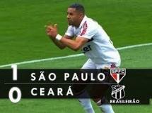Sao Paulo 1:0 Ceara