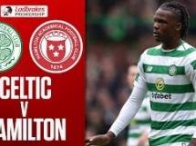 Celtic 1:0 Hamilton