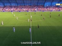 Orenburg 1:1 FK Krasnodar