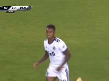 San Jose Earthquakes 2:3 Vancouver Whitecaps