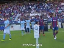 Levante UD 1:2 Celta Vigo
