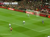 Manchester United 0:3 Tottenham Hotspur