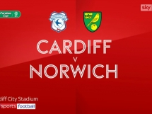 Cardiff City 1:3 Norwich City