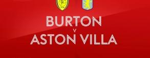 Burton Albion 1:0 Aston Villa