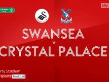 Swansea City 0:1 Crystal Palace