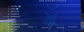 Dinamo Zagrzeb - Young Boys