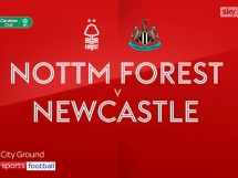 Nottingham Forest FC 3:1 Newcastle United