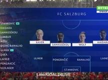 Red Bull Salzburg 2:2 Crvena zvezda Belgrad