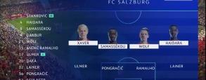 Red Bull Salzburg - Crvena zvezda Belgrad