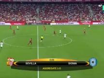 Sevilla FC 3:0 Sigma Olomouc