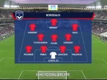 Bordeaux 2:0 Gent