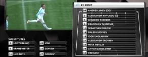 Molde FK - Zenit St. Petersburg