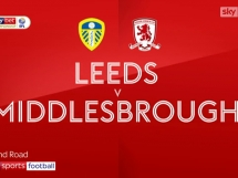 Leeds United 0:0 Middlesbrough