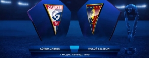 Górnik Zabrze - Pogoń Szczecin