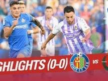 Getafe CF 0:0 Real Valladolid
