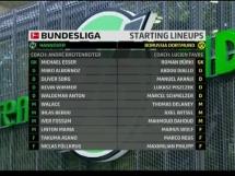 Hannover 96 0:0 Borussia Dortmund