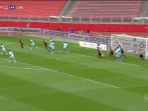 FC Nurnberg 1:1 FSV Mainz 05