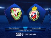 Śląsk Wrocław 0:1 Wisła Kraków