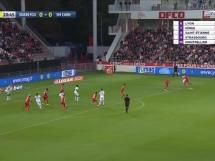 Dijon 0:2 Caen