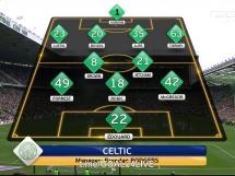 Celtic 1:0 Rangers