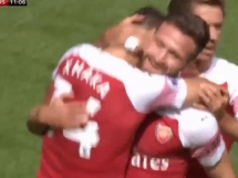Cardiff City 2:3 Arsenal Londyn