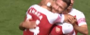 Cardiff City 2:3 Arsenal Londyn
