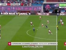 RB Lipsk 1:1 Fortuna Düsseldorf