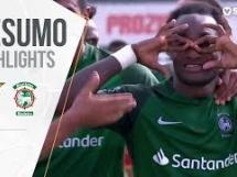 Aves 0:1 Maritimo Funchal