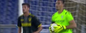 Lazio Rzym 1:0 Frosinone