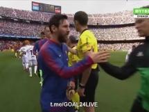 FC Barcelona 8:2 SD Huesca