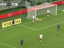 Słowacja 3:0 Dania