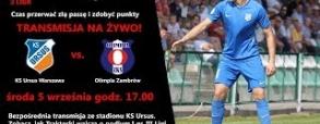 KS Ursus Warszawa - Olimpia Zambrów