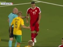 Litwa 0:1 Serbia