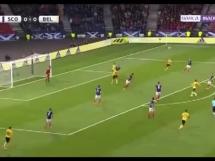 Szkocja 0:4 Belgia