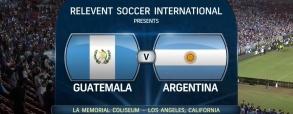 Argentyna - Gwatemala