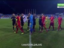 Czarnogóra 2:0 Litwa