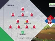 Serbia 2:2 Rumunia