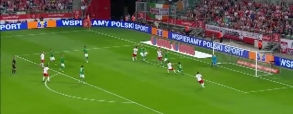 Polska 1:1 Irlandia