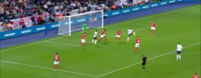 Anglia 1:0 Hiszpania