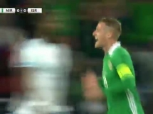 Irlandia Północna 2:0 Izrael