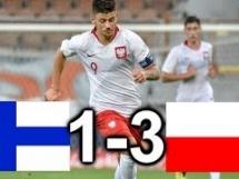 Finlandia U21 1:3 Polska U21