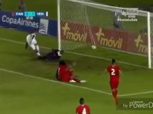 Panama 0:2 Wenezuela