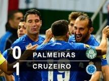 Palmeiras 0:1 Cruzeiro