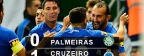Palmeiras - Cruzeiro