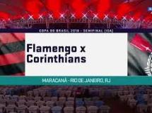 Flamengo 0:0 Corinthians